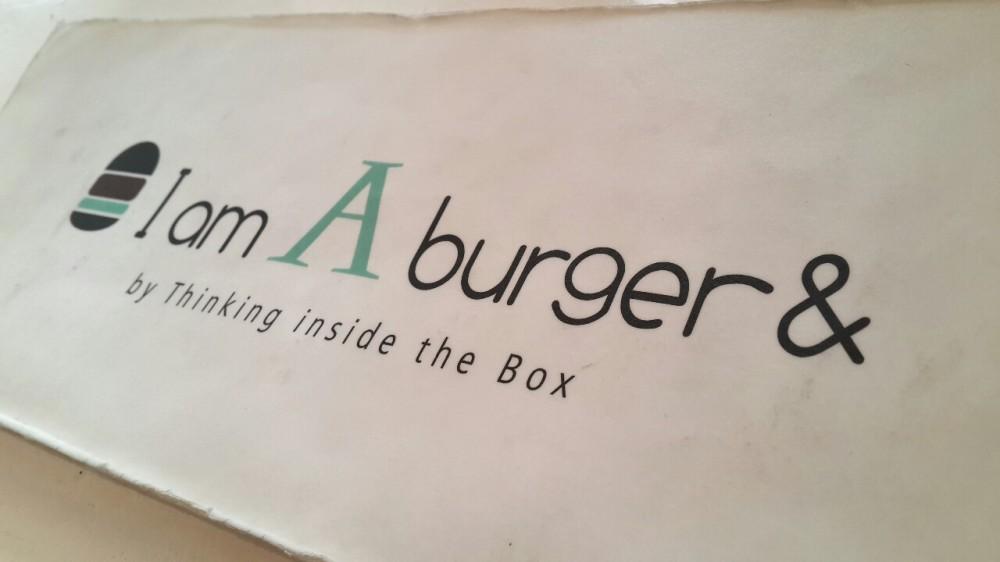 I am a burger - MokJah 10